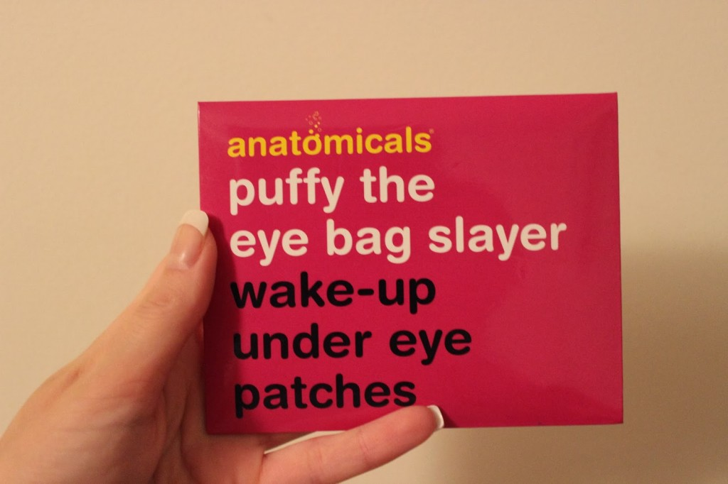 Anatomicals Puffy The Eye Bag Slayer