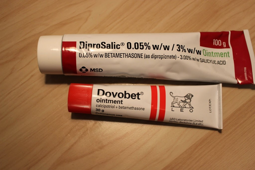 How To Treat Psoriasis - Lo On The Go - Ointments
