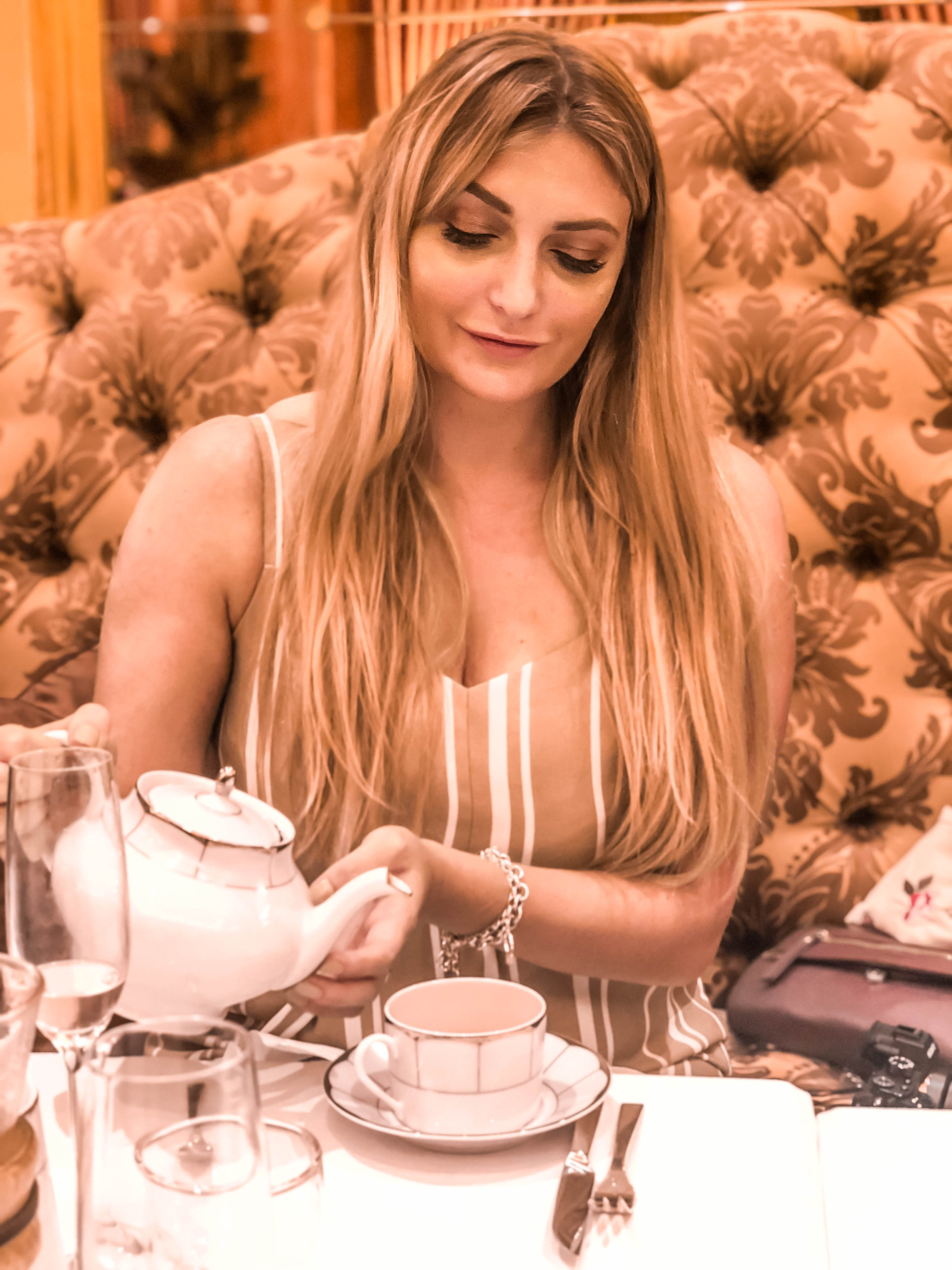 The Dorchester - Afternoon Tea